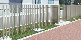 フェンス|商品ラインナップ|四...